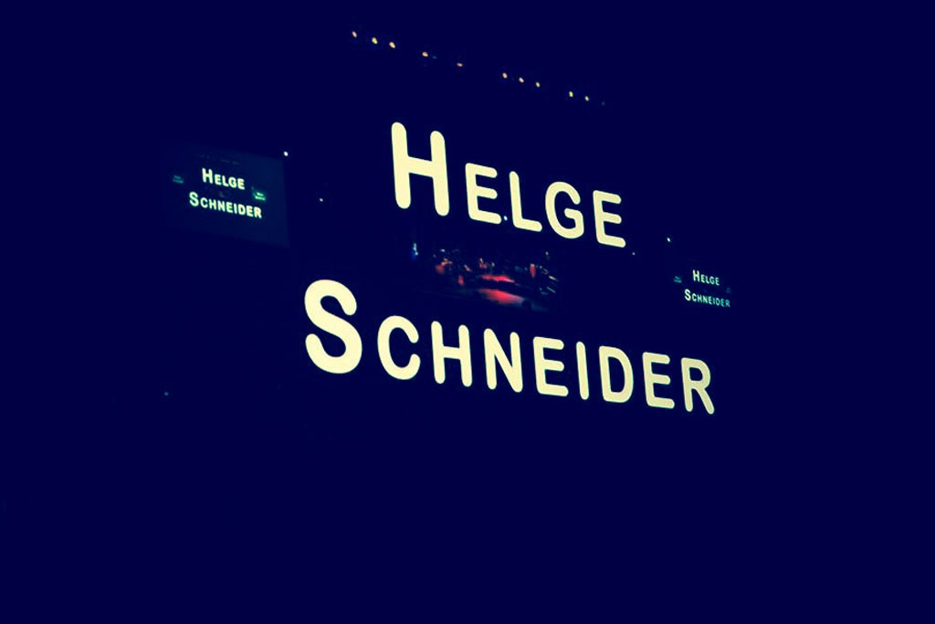 Helge Schneider Konzert Bochum
